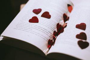 kærlighedsbøger